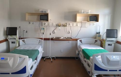 Hospital Regional desativa UTI/COVID a partir da zero hora de sábado