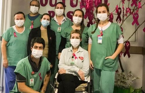 Programação do Outubro Rosa será exclusiva para pacientes