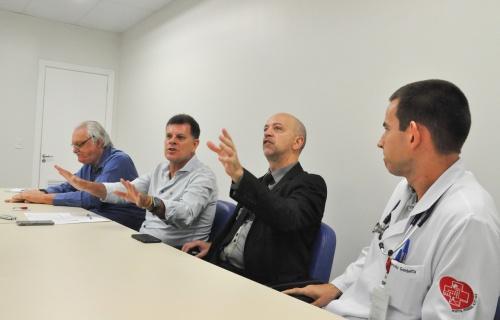 Regional não recusa pacientes no Pronto-socorro