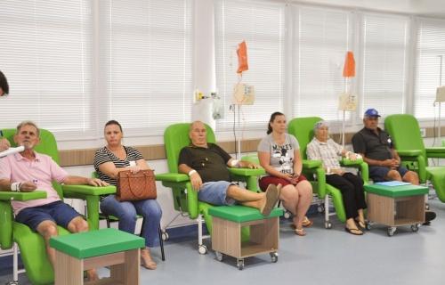 Unidade de oncologia completa um ano de funcionamento
