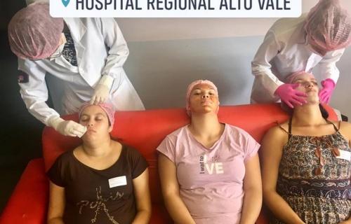 Psicologia do HRAV promoveu evento para mães de prematuros