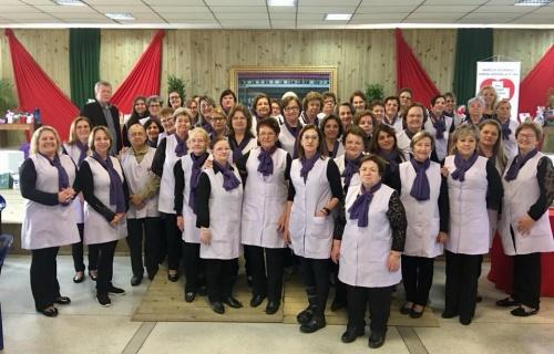Café dos Voluntários arrecadou fundos para o HRAV