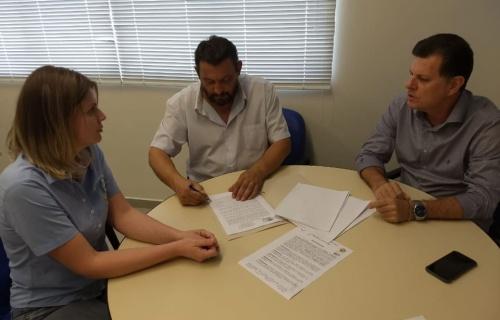 HRAV firmou mais uma parceria