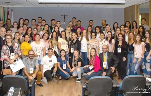 Simpósio regional sobre radiologia reúne em torno de 100 participantes