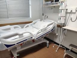 Hospital de Rio do Sul começa a receber pacientes com COVID da região Oeste