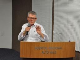 Estado repassa recursos para custeio e manutenção do Hospital Regional