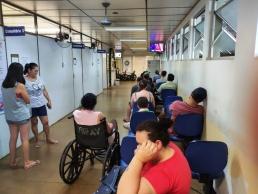 Aumenta a procura por atendimento no PS do Regional