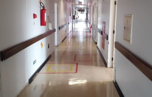 Ala do Hospital Regional está pronta para receber pacientes com Coronavírus
