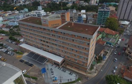 Hospital Regional de Rio do Sul suspende temporariamente todas as visitas a partir desta terça