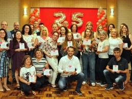 Colaboradores do Hospital Regional recebem homenagem