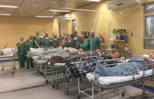 Regional realiza mutirão de cirurgias em pacientes com câncer