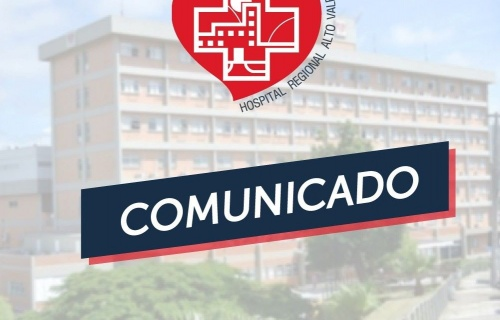 Hospital Regional Alto Vale emite nota de exclarecimento