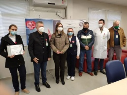 Hospital Regional recebe certificado de Acreditado Pleno